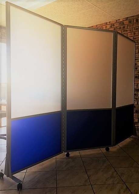 Foldable Screen Dividers